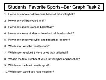 Bar Graphs and More
