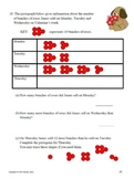 Bar Graphs and Pictographs - 3rd Grade Includes an Assessm