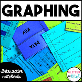Bar Graphs and Pictographs Interactive Notebook BUNDLE