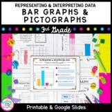 Bar Graphs and Pictographs Unit for Google Slides Distance