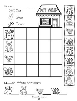 Graphing Activities (Bar Graphs and Picture Graphs)