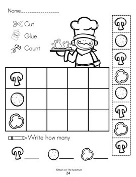 Bar Graphs and Picture Graph Printables