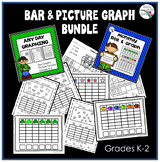 Graphing Activities Bundle *Bar Graph and Picture Graph Ac