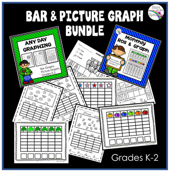 Graphing Activities Bundle * Bar Graph and Picture Graph A