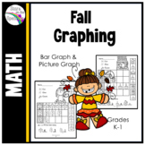 Bar Graphs (Fall Bar Graph Worksheets)