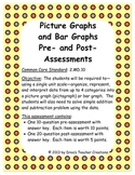 Bar Graphs and Picture Graphs Assessments