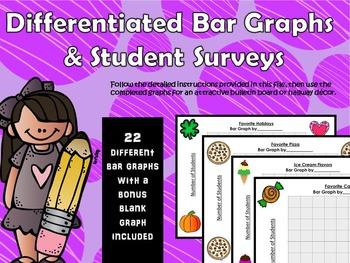 Bar Graphs and Student Surveys