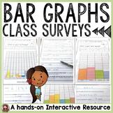BAR GRAPHS: CLASS SURVEYS