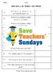 Bar Mitzvah and Bat Mitzvah Lesson Plan and Activities / Worksheets