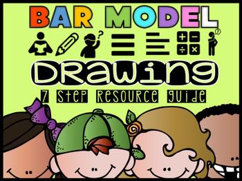 Bar Model 7-Step resource guide