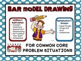 Bar Model Problem Solving for CCSS Problem Situations