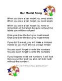 Bar Model Sing Along