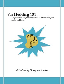 Bar Modeling 101