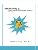 Bar Modeling 101 - Sample