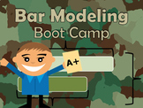 Bar Modeling Bootcamp (Singapore Math, Math in Focus)