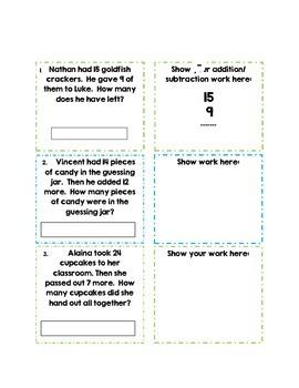 Bar Modeling - Singapore Math QR Codes