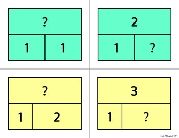 Bar Models:  Addition and Subtraction