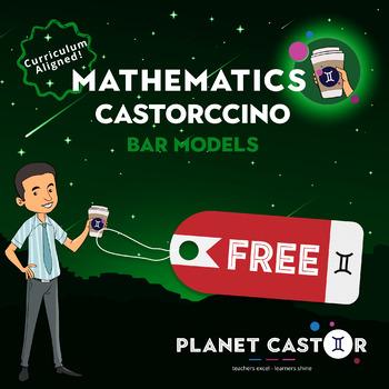Bar Models | FREE | Castorccino