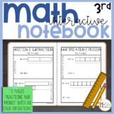 Bar Models Interactive Notebook Pack
