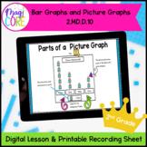 Bar & Picture Graphs - 2nd Grade Math Digital Mini Lesson 2.MD.D.10
