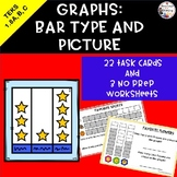 Bar Type Graphs and Picture Graphs - 1.8A, 1.8B, 1.8C