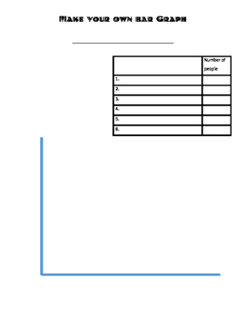 Bar graph activity