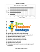 Bar graph (and line graph) worksheets (4 levels of difficulty)