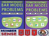 Bar model bundle (Multiplication, Division, Addition and Subtraction)