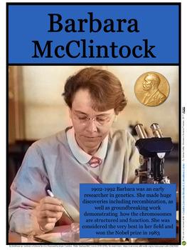 Barabara McClintock (Women in Science #6)