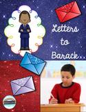 Barack Obama Close Read and Writing Activity