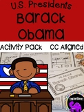Barack Obama Activity Pack