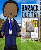 Barack Obama Black History Month Activities