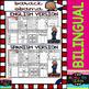 Barack Obama - American Presidents - Worksheets and Readings - Bilingual