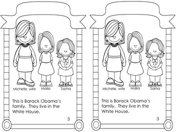 Barack Obama - An Emergent Reader