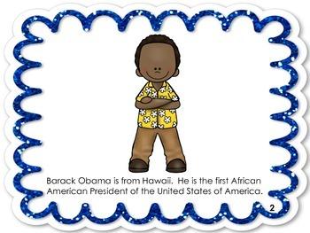 Barack Obama - An Emergent Reader