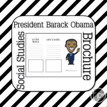 Barack Obama Brochure