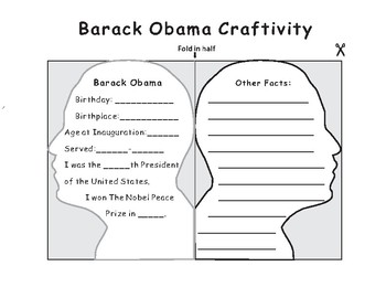 Barack Obama Craft
