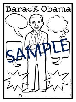 Barack Obama Graphic Organizers
