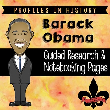Barack Obama Guided Research Activity