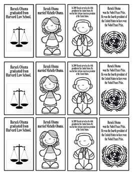 Barack Obama Kindergarten timeline