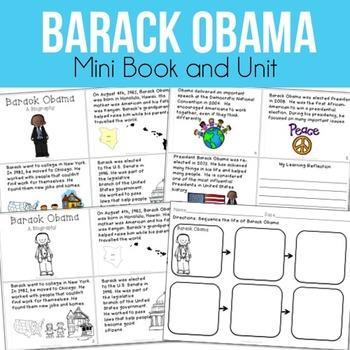 Barack Obama | Presidents Day Activities