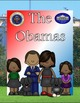 Barack Obama Mini Research Fold-Ems, Word Wall, and Writing Templates