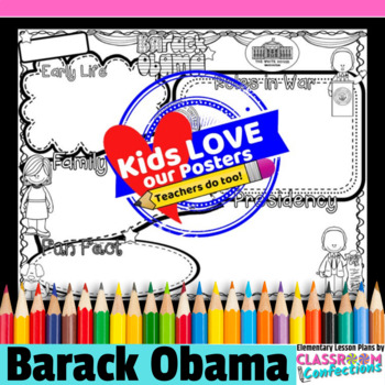 Barack Obama: research graphic organizer