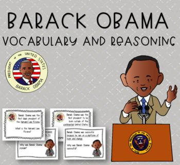 Barack Obama Vocabulary and Reasoning