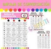 Baraja de conversación - Colour me Confetti