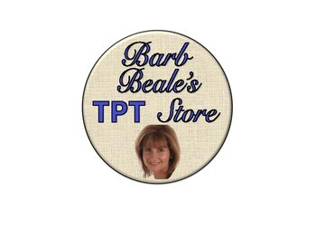 Barb Beale's TPT Store Button