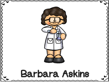 Barbara Askins Inventor (Enhancing Photo Images)