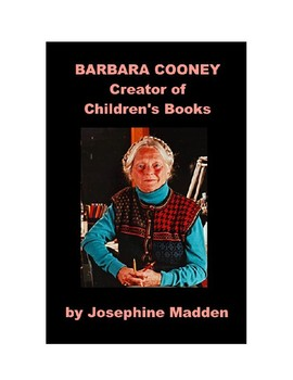 Barbara Cooney - An Illustrated Biography for Kids