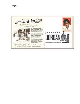 Barbara Jordan - Texas Representative and President Nixon