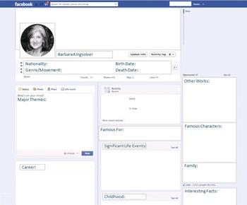 Barbara Kingsolver - Author Study - Profile and Social Media